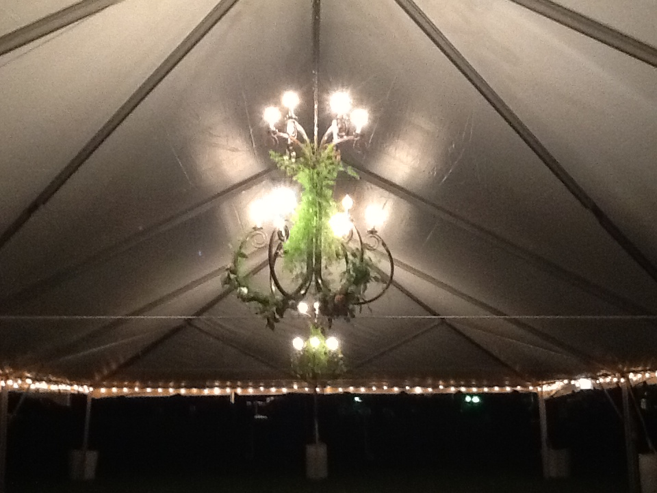 Lighting Options Lanier Tent Rental
