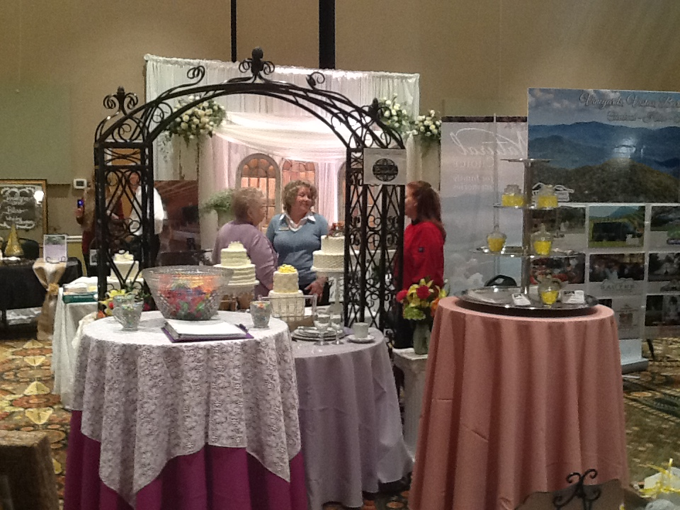 2015 North Georgia Bridal Show Lanier Tent Rental