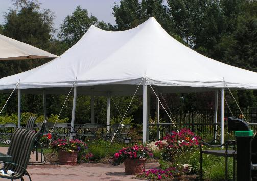 Tents Pole  Lanier Tent Rental