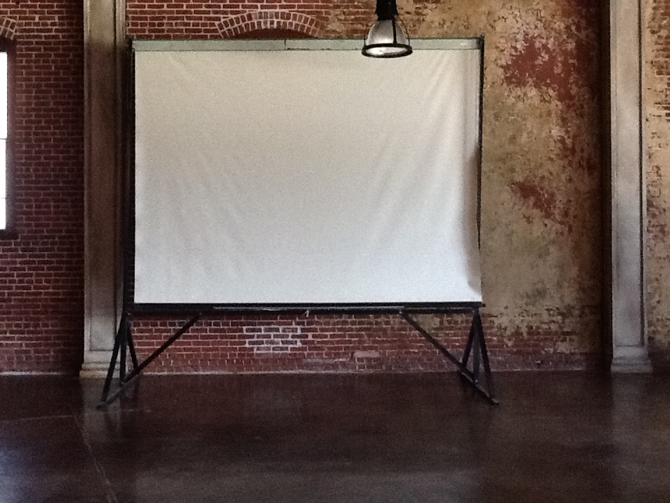 Projector Screen 60x60